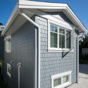 Hardie Shingle Boothbay Blue