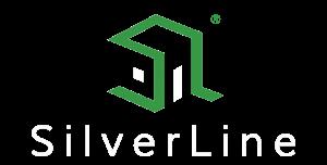 silverline logo in footer