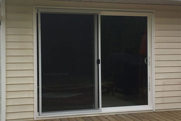 patio doors window replacement