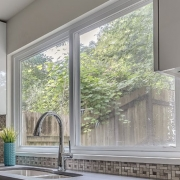vinyl and aluminum windows