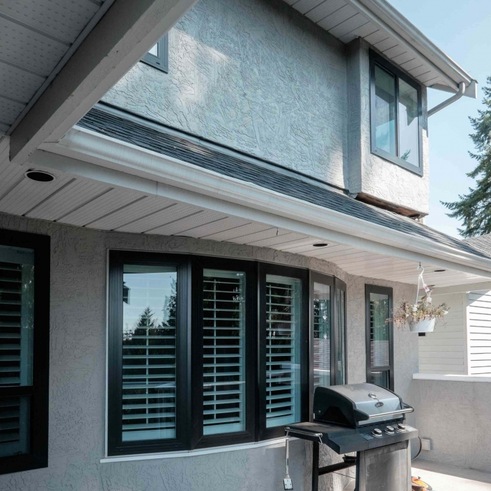 vancouver bay & bow window installation