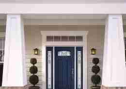 history of doors