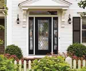 classic entry door BLS 122 152 238 X